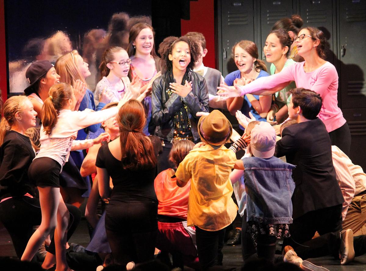 Boston Children's Theatre Choir