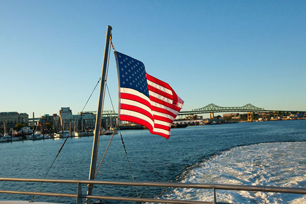 July 4th Salute to Freedom Cruise