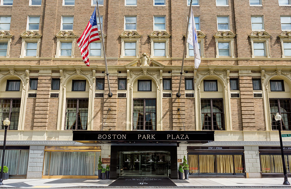 Boston Park Plaza